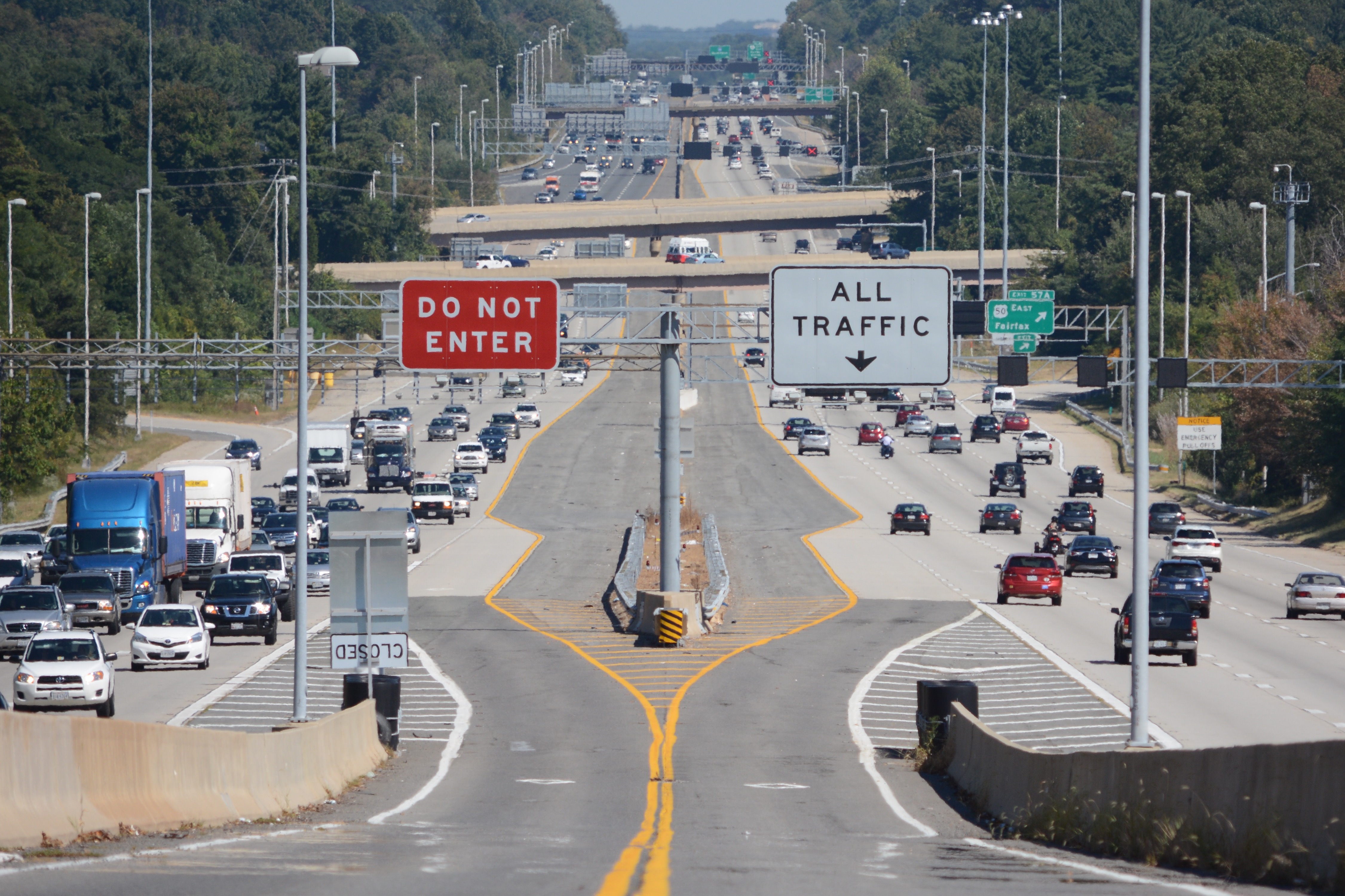 Arlington board wants I-66 widening delayed