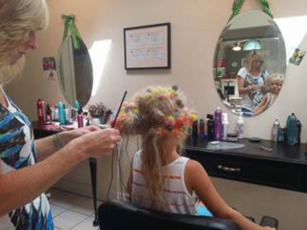 Popular toy bunchems causing hair raising experiences for for Abc beauty salon