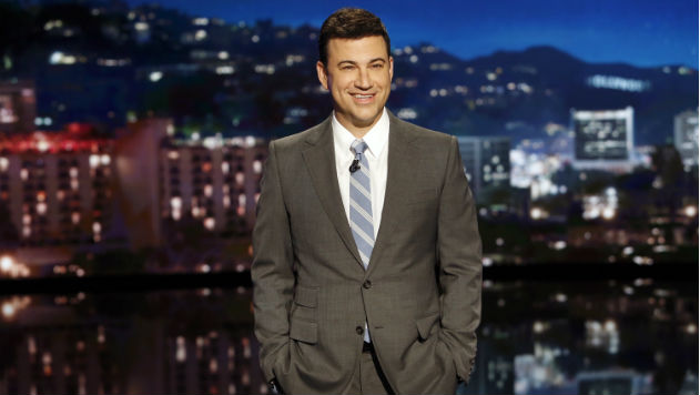 Jimmy Kimmel Unveils 2015's Edition of 'I Told My Kids I Ate All Their Halloween Candy'