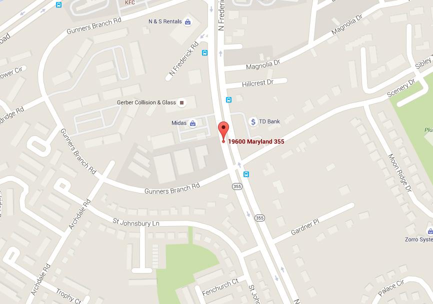 Pedestrian dies after he's struck in Germantown | WTOP