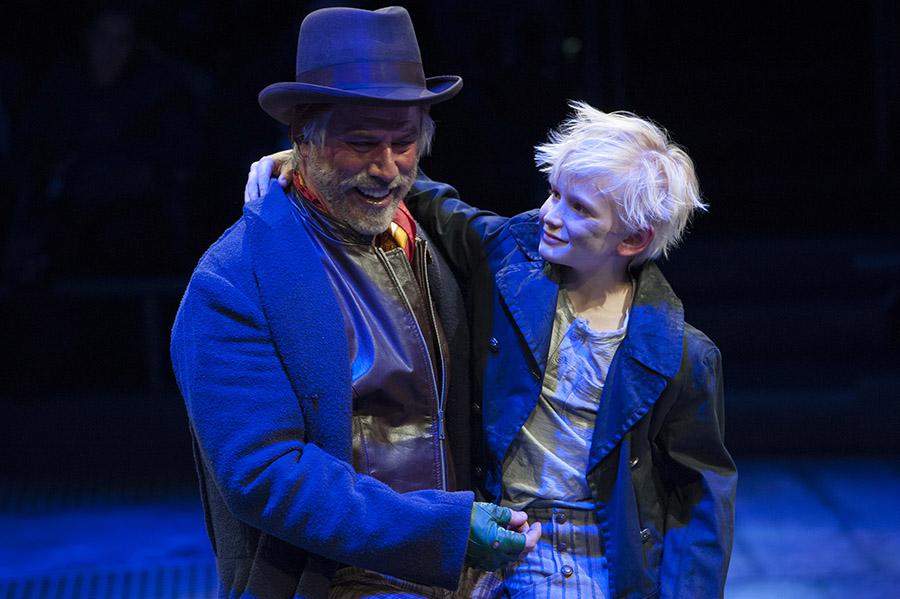 Arena Stage serves up Dickens' 'Oliver!' with a modern 'twist'