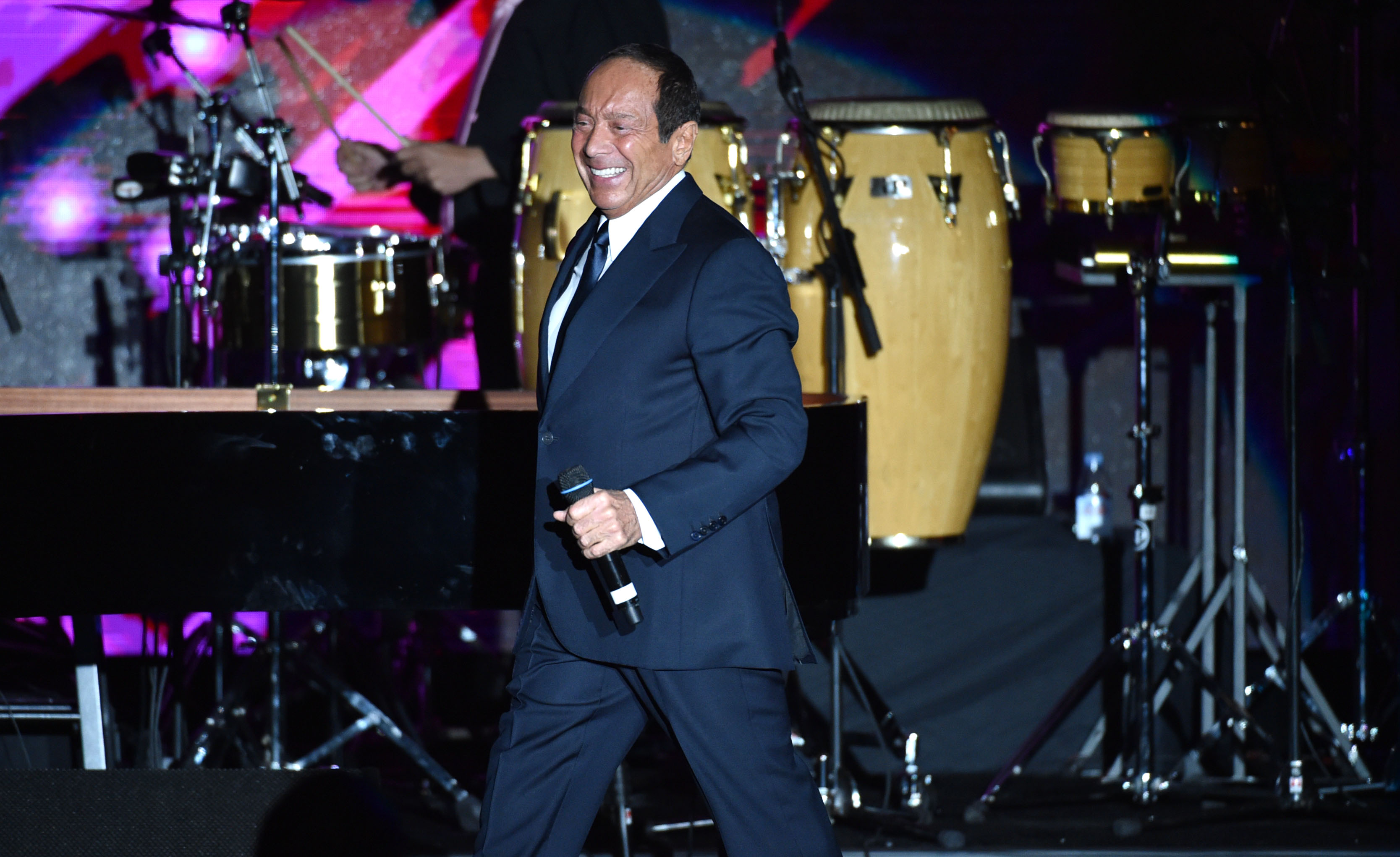 From Buddy Holly to Frank Sinatra, singer-songwriter Paul Anka hits Strathmore 'His Way'