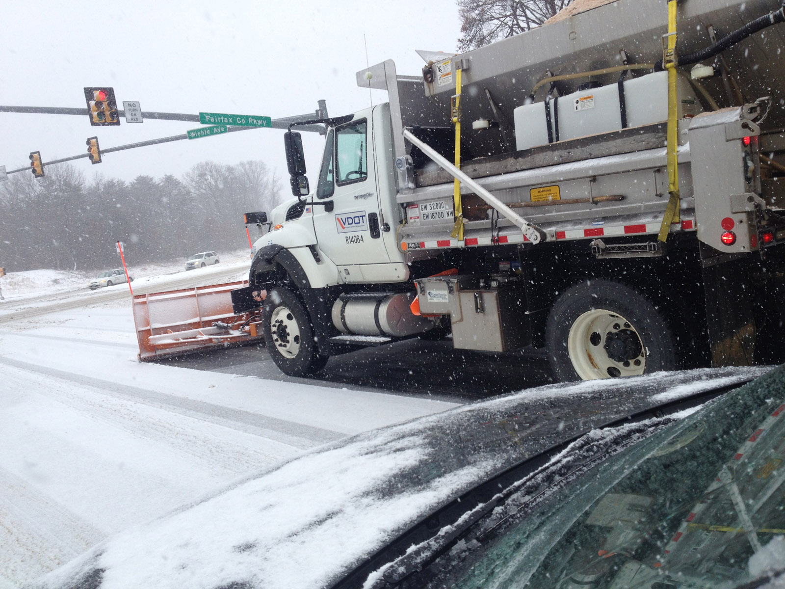 Image Result For Vdot Snow Plow