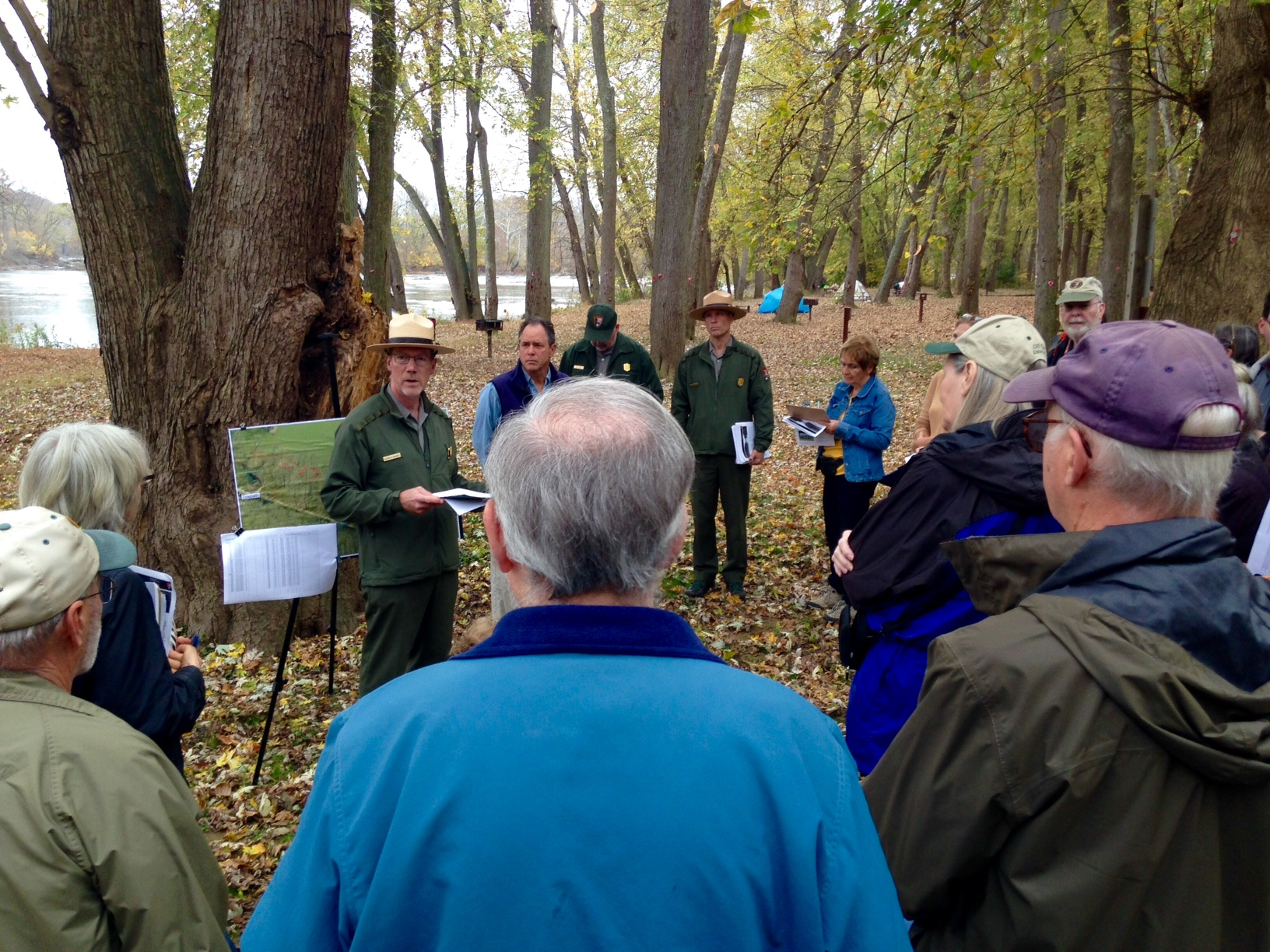 National Park Service explains tree removal along C&O Canal