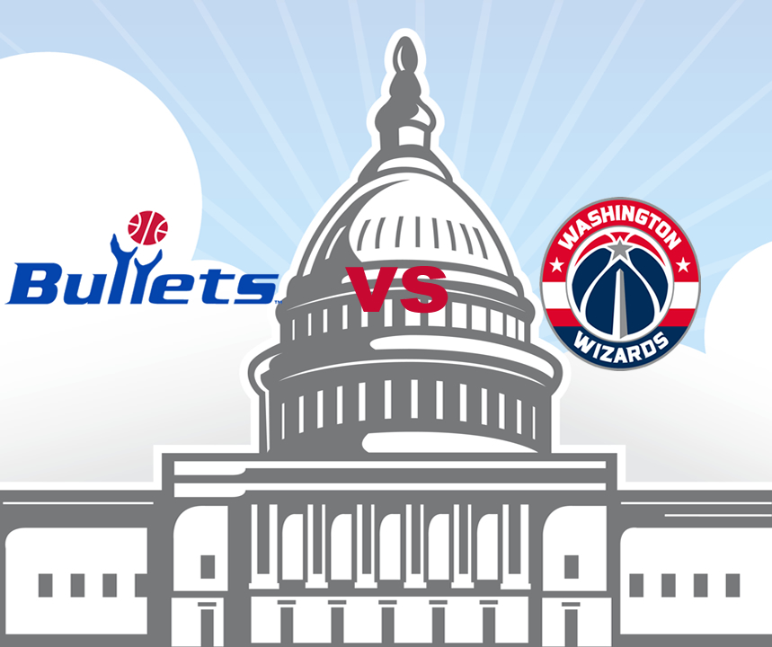 Who would win Bullets vs. Wizards?