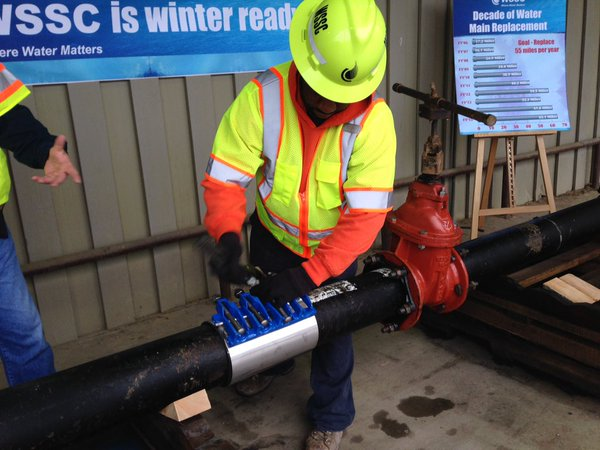 How to prepare for water main breaks this winter