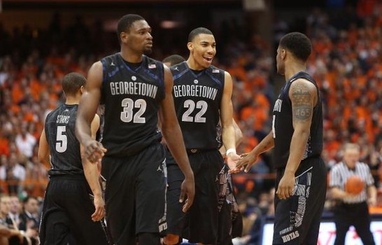 Breaking down the best (and worst) of Georgetown-Syracuse