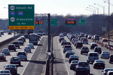 E-ZPass preview: New tolling tech coming to I-395 Express Lanes