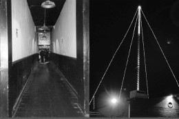The 9:30 Club then and now. Side-by-side shots of the old and new clubs. (Courtesy 9:30 Club)
