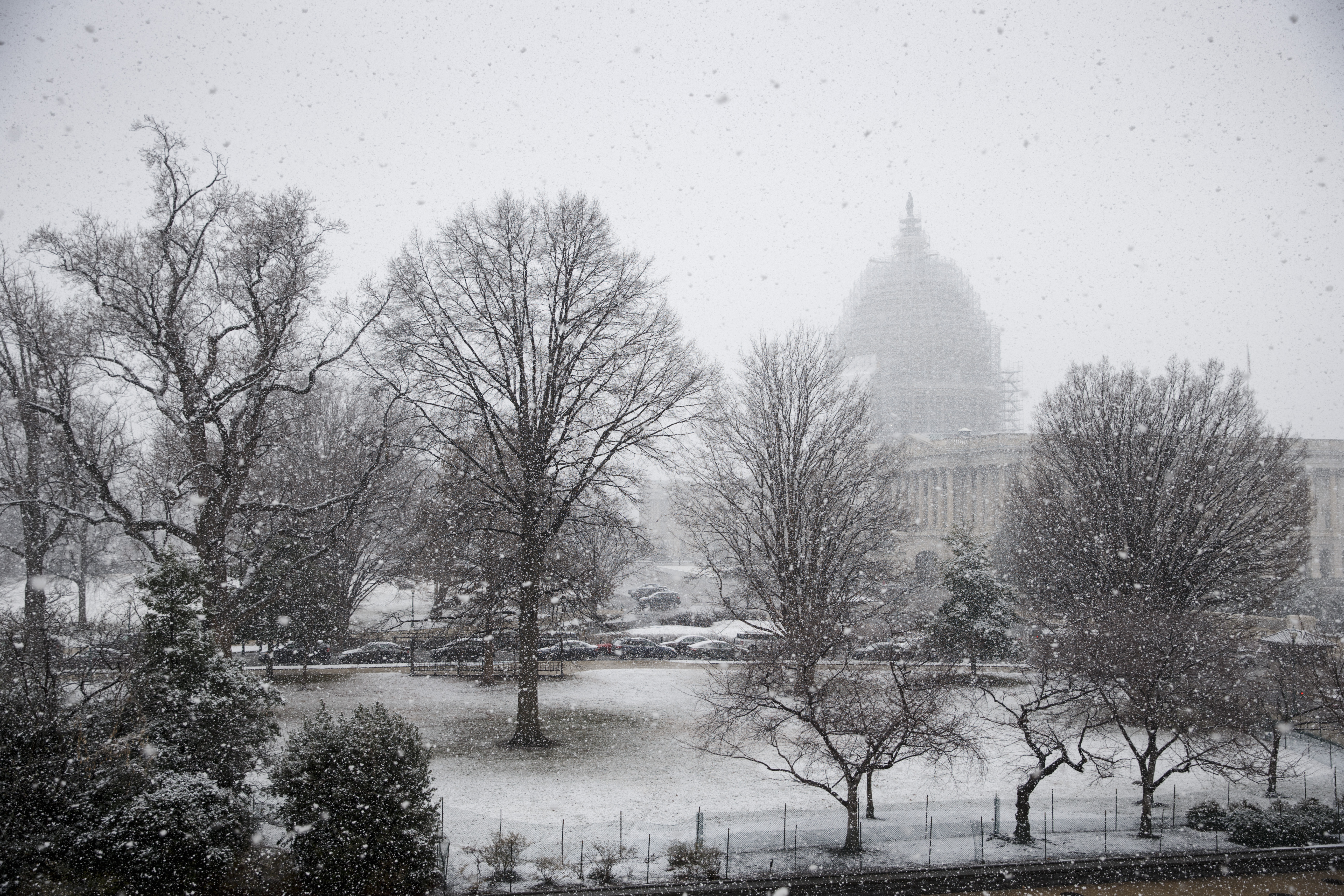 Blizzard may delay 911 response times