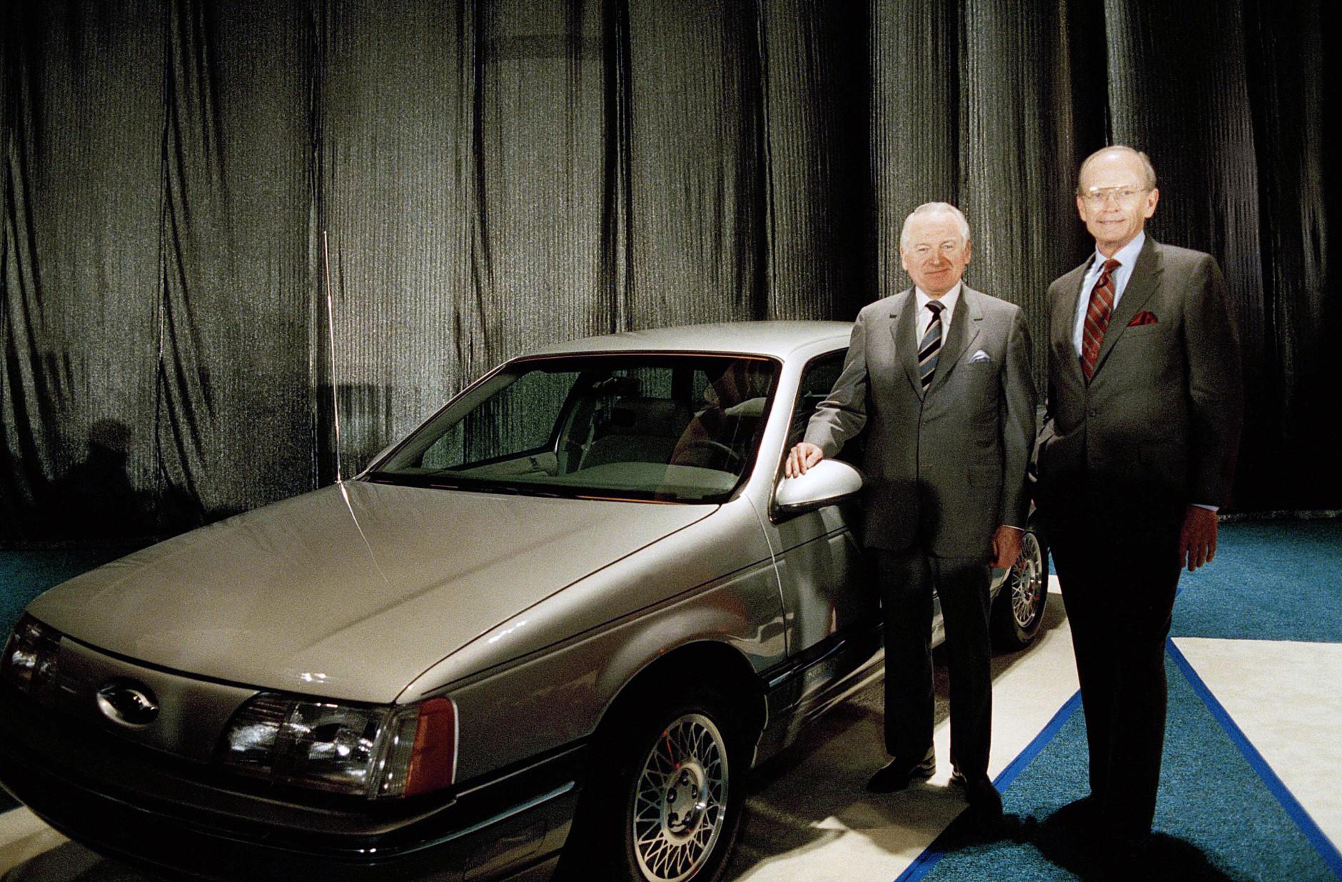 US Ford: TAURUS 1985(AP Photo)