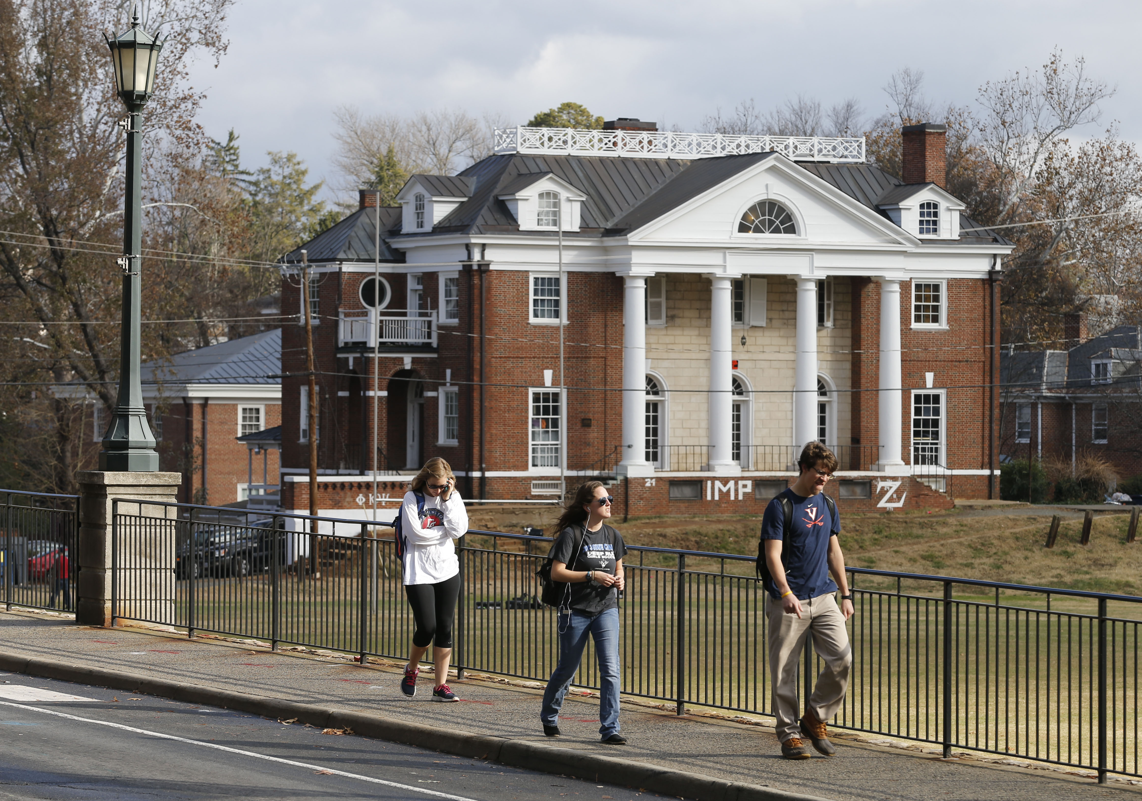 Debunked UVa gang rape may be connected to grand 'catfishing' plan