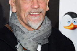 "John Malkovich attends the premiere of ""Penguins of Madagascar"" on Sunday, Nov. 16, 2014 in New York. (Photo by Charles Sykes/Invision/AP)"