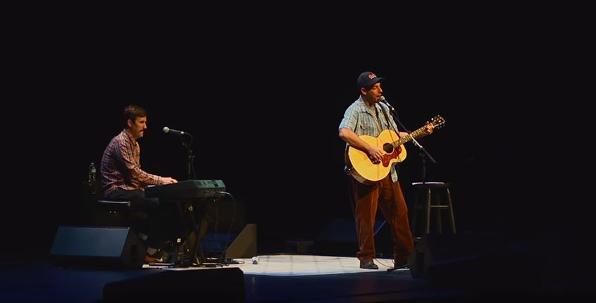 Adam Sandler adds verse to 'Hanukkah Song'