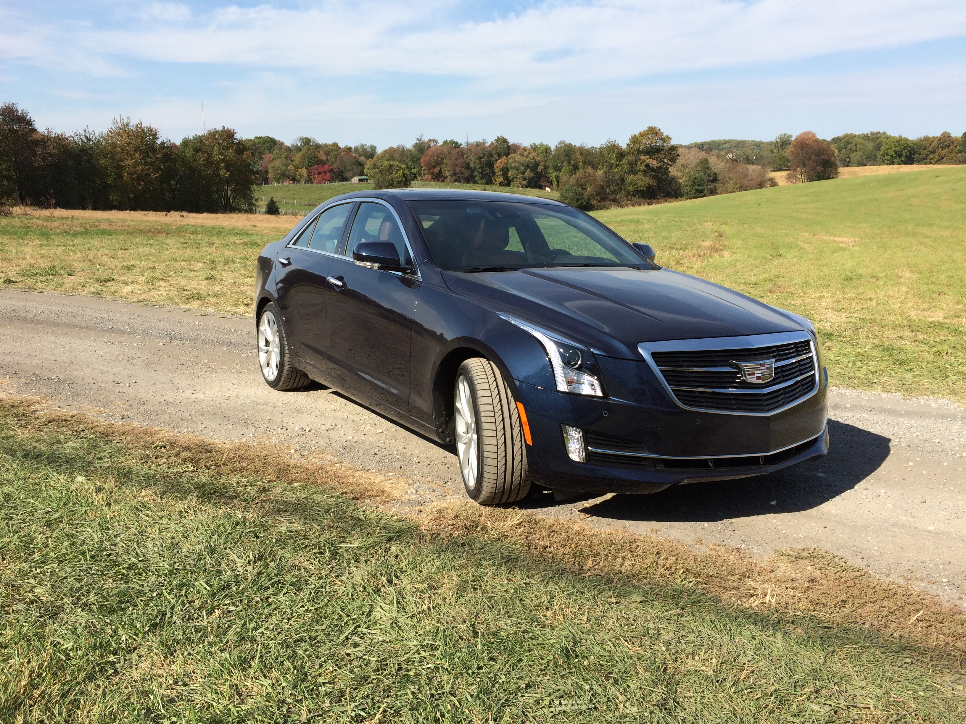 Cadillac ATS gets upgraded V6 for 2016