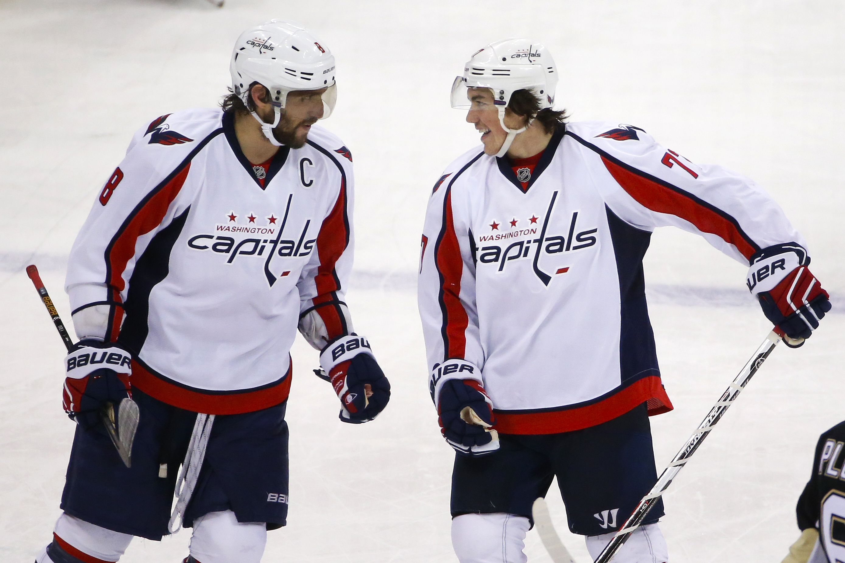 Caps game against Blues holds special meaning for T.J. Oshie