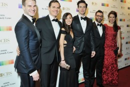"The Broadway cast of the musical ""Beautiful"" is seen here at the Kennedy Center Honors. (Courtesy Shannon Finney, www.shannonfinneyphotography.com)"
