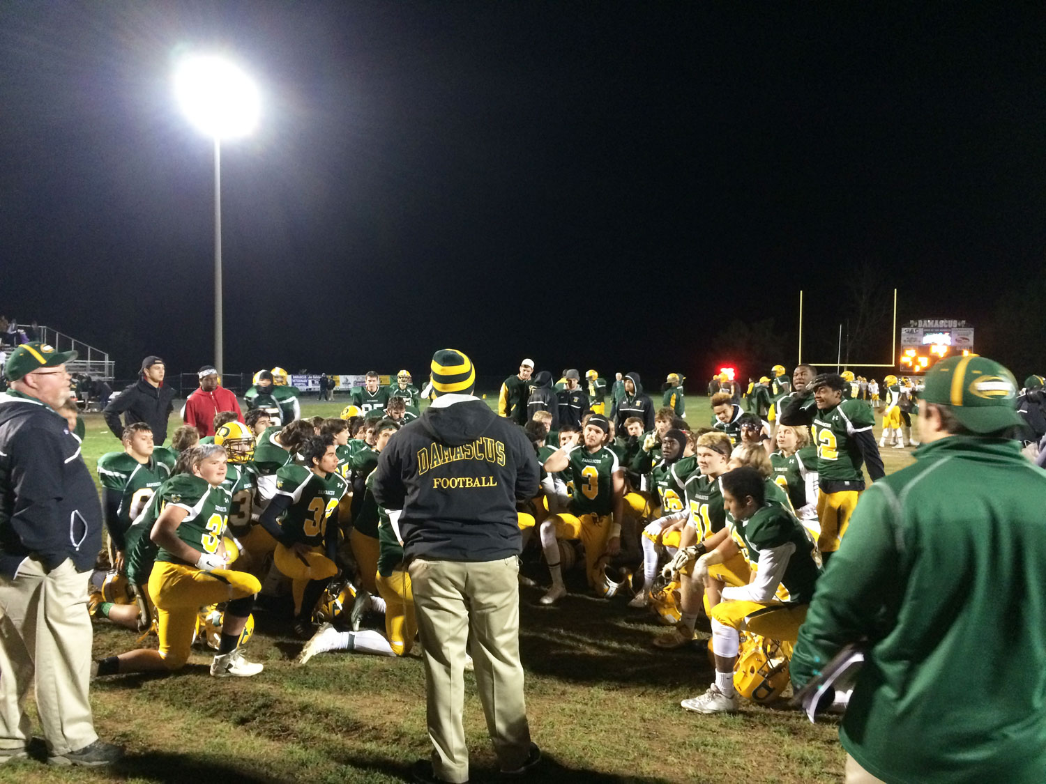Top high school football teams fight for coveted state titles