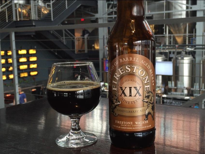 Beer of the Week: Firestone Walker 19 Anniversary Ale