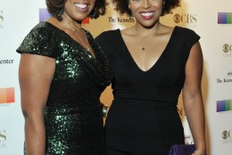 Gayle King and her daughter Kirby Bumpus are seen here at the Kennedy Center Honors on Dec. 6, 2015. (Courtesy Shannon Finney, www.shannonfinneyphotography.com)