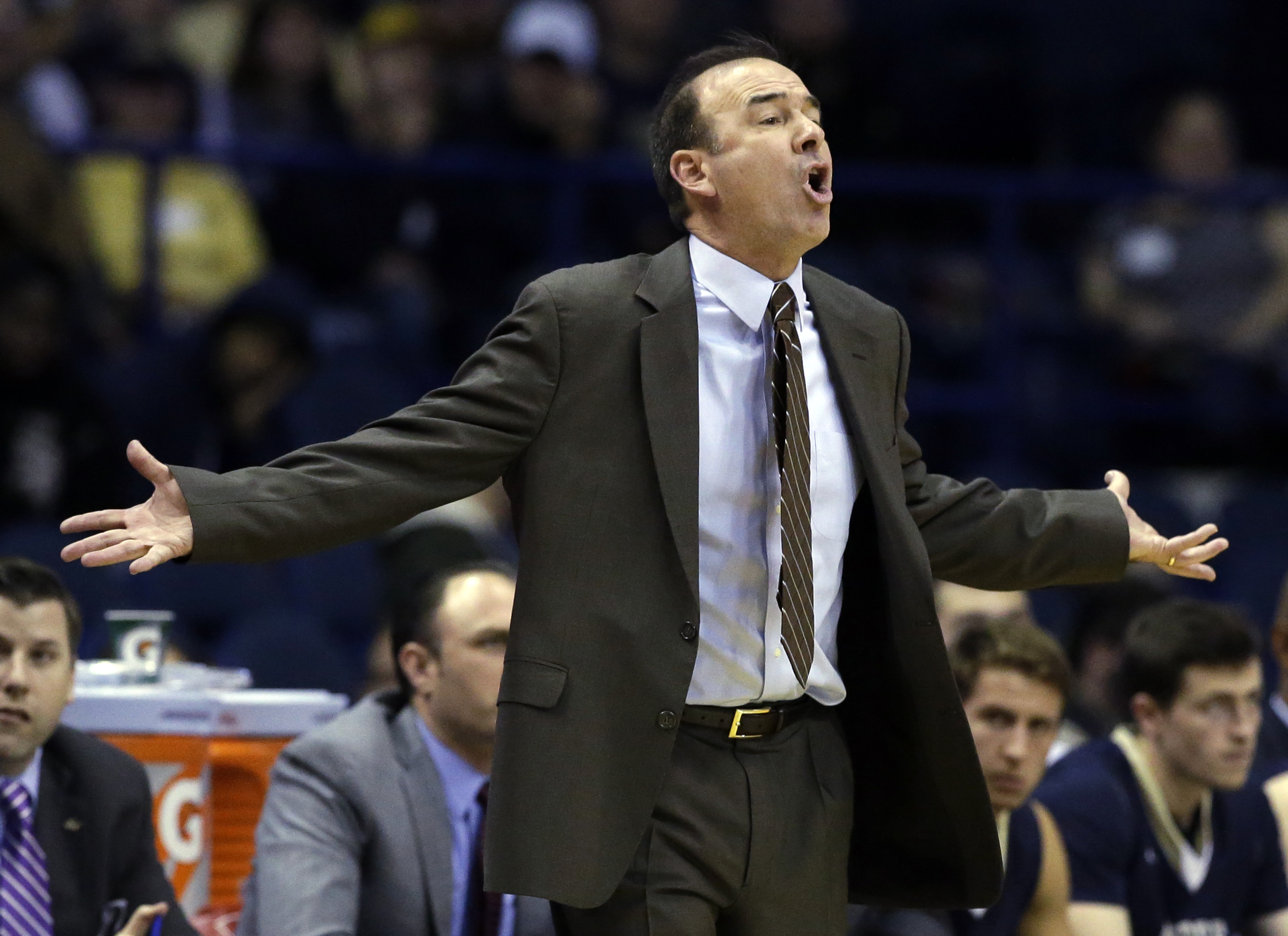 George Washington University fires head coach after claims of player abuse