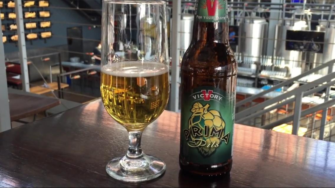 'Best of' Beer of the Week: Victory Prima Pils