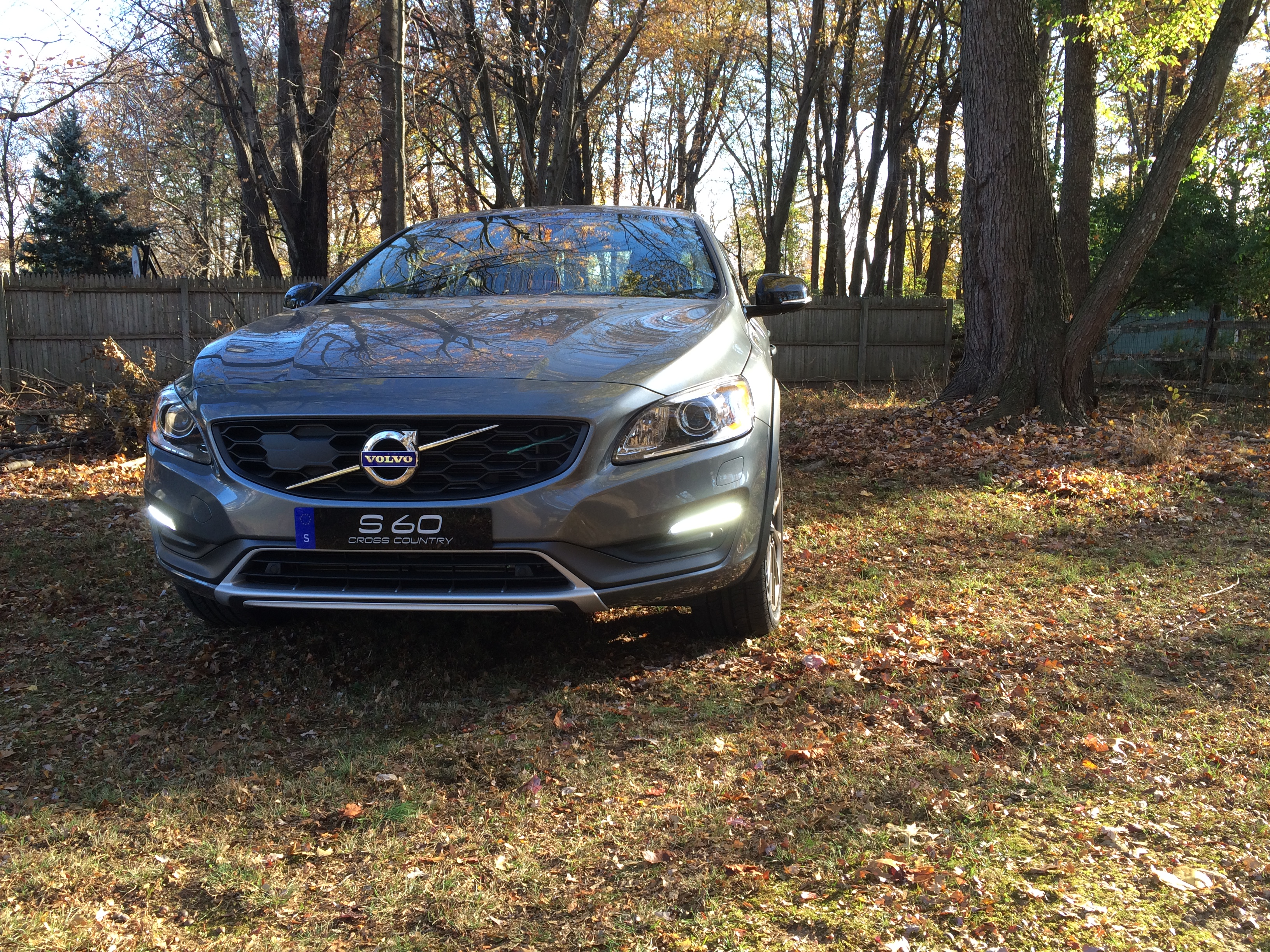 Volvo's S60 Cross Country T5 AWD offers off-road luxury