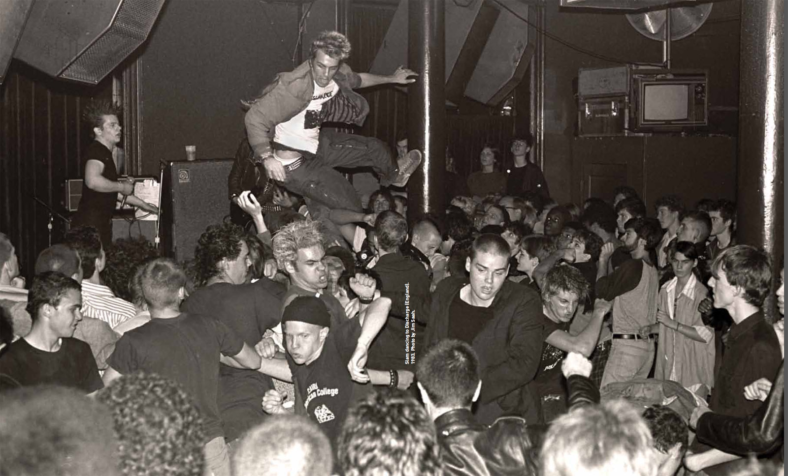 9:30 Club turns 40: Rats, stench, groundbreaking music
