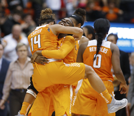 No. 14 Tennessee holds off No. 7 Oregon State 53-50 | WTOP