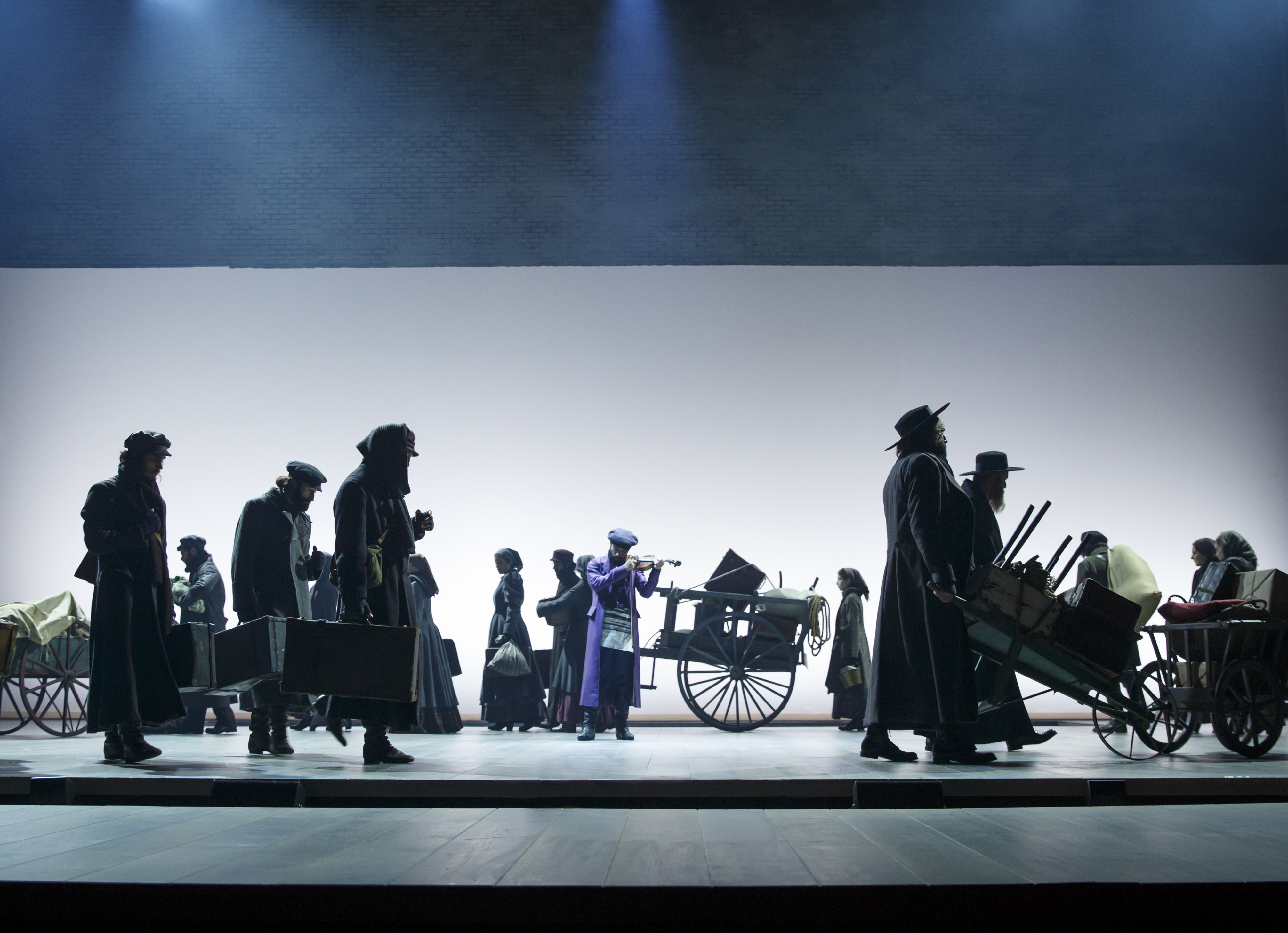 Fiddler on the Roof on Broadway Reviews