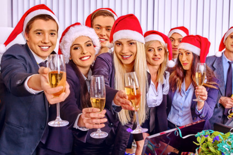 Tips on how to navigate your office holiday party without anxiety