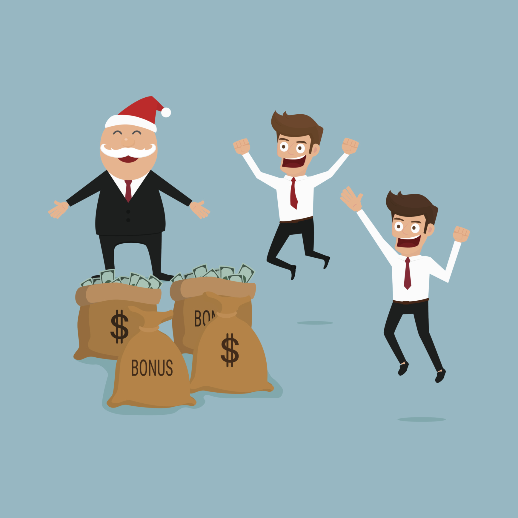 Fewer American workers expecting holiday bonuses, raises