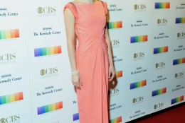 Ballet dancer Tiler Peck is seen here at the 38th annual Kennedy Center Honors. (Courtesy Shannon Finney, www.shannonfinneyphotography.com)