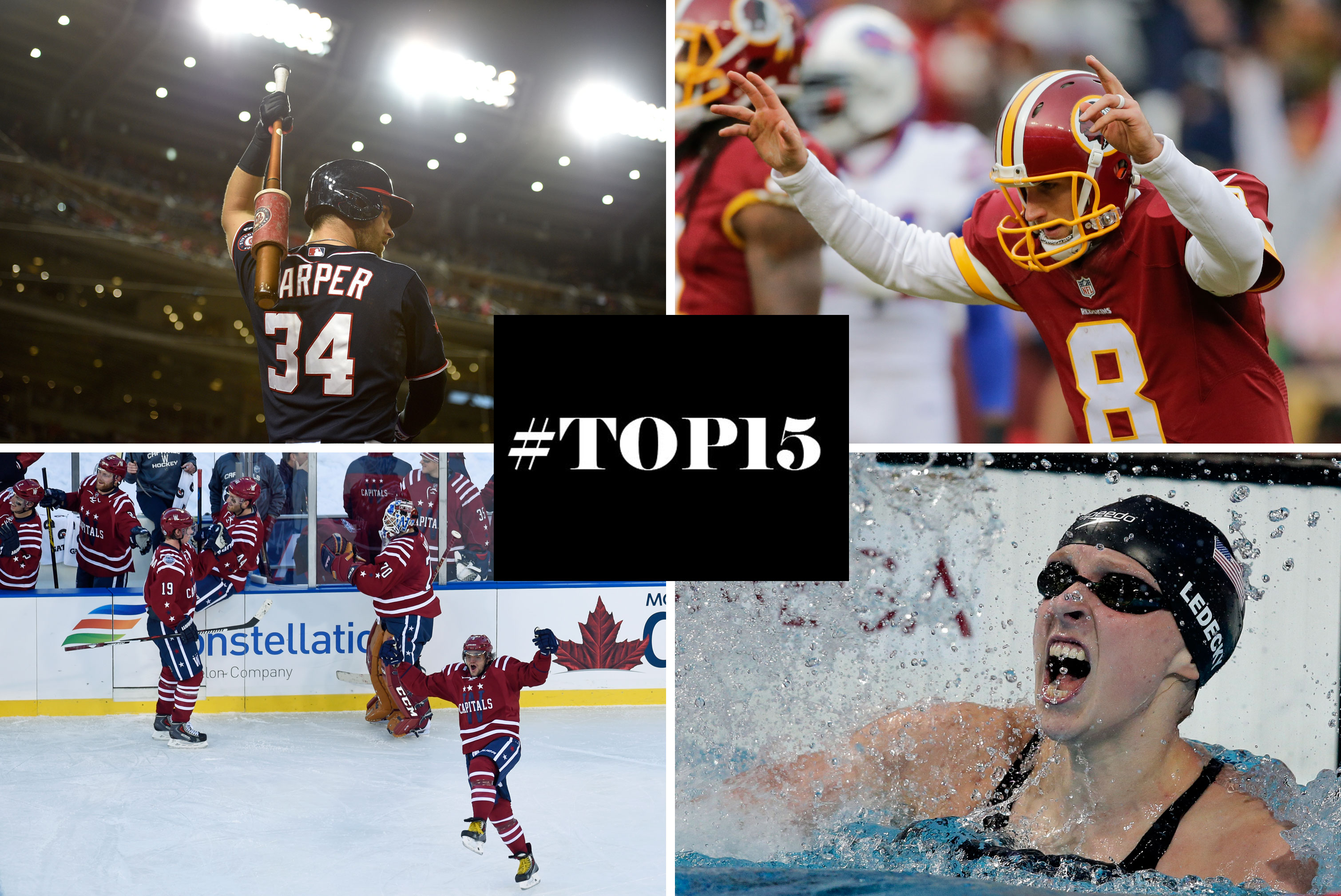 #TOP15 D.C. sports moments of 2015