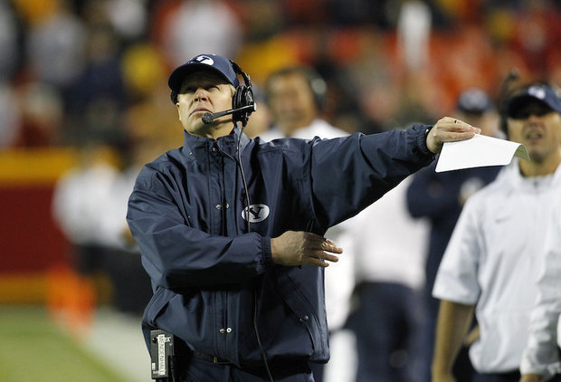 UVa looks west to hire new head football coach