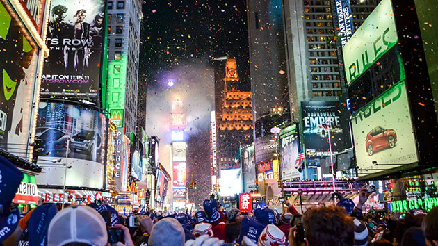 New Year's Eve at some NY restaurants doesn't come cheap