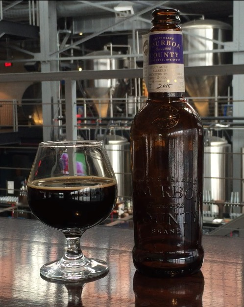 Beer of the Week: Goose Island Bourbon County Brand Regal Rye Stout