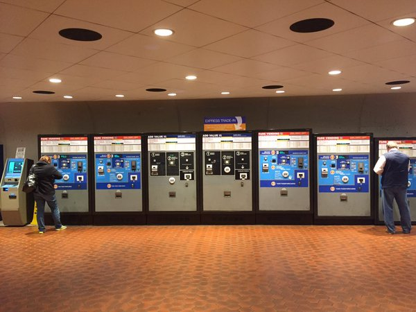 Metro's credit, debit card payment issues resolved
