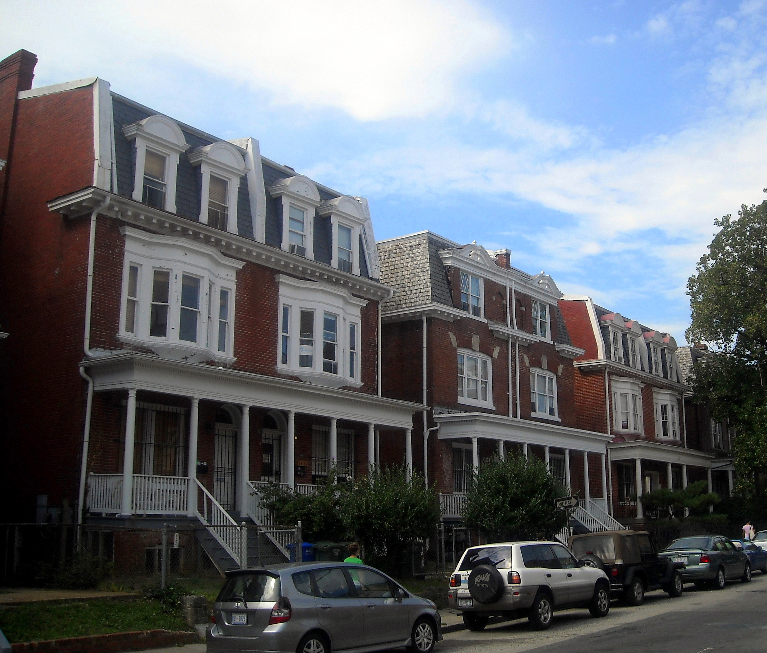 Where is D.C.'s hottest neighborhood?