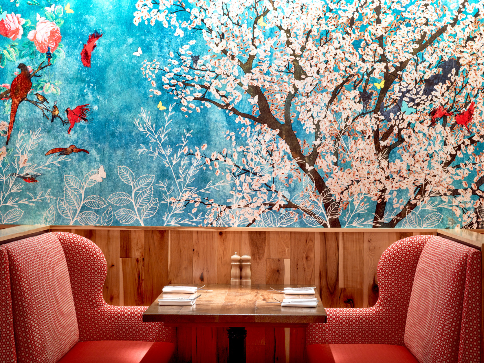 Feed The Senses Restaurants Chefs Place More Focus On Design Wtop