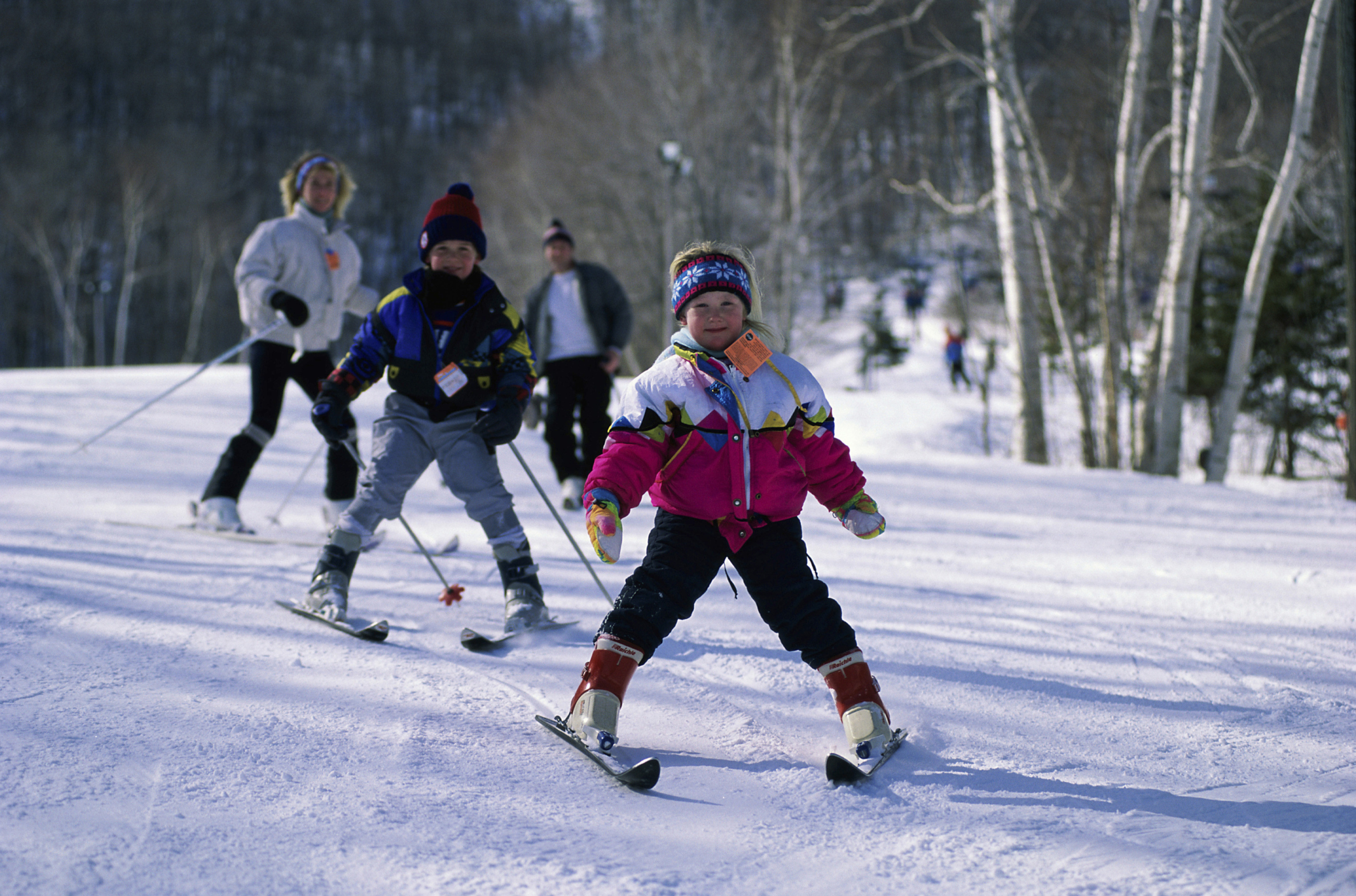 Top kid-friendly ski resorts in the USA