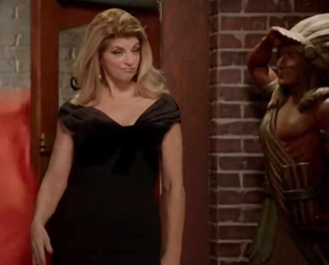 Alley's Jenny Craig commercial reunites some 'Cheers' characters