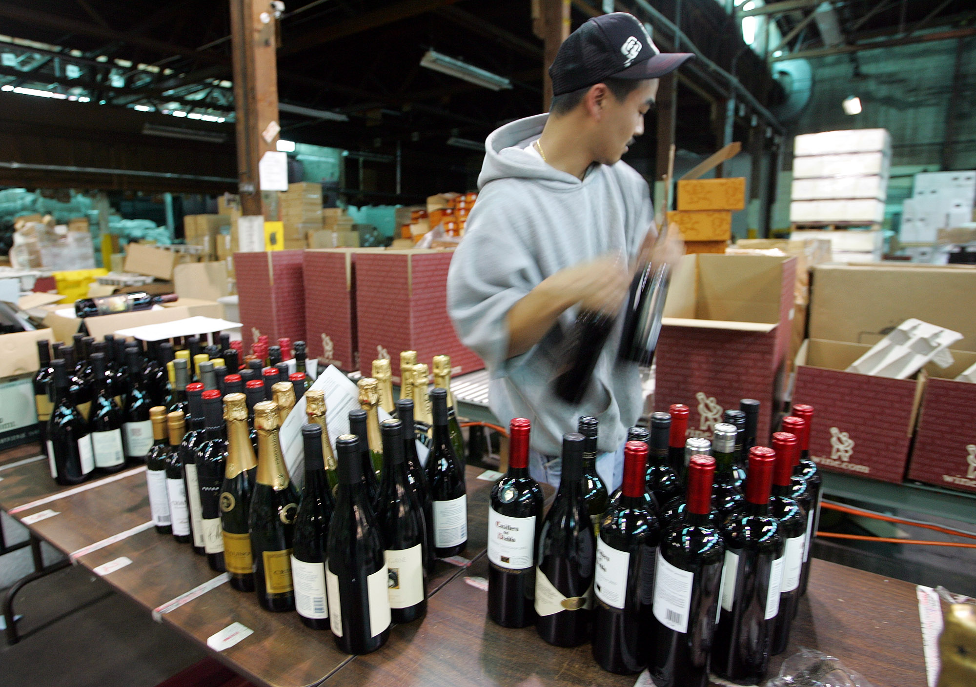 Washington is for wine-lovers: D.C. No. 1 for direct shipments
