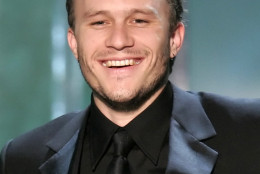** FILE ** Heath Ledger is pictured at the 12th Annual Screen Actors Guild Awards on in this Sunday, Jan. 29, 2006 file photo, in Los Angeles. Ledger was found dead Tuesday, Jan. 22, 2008 at a downtown Manhattan residence, police said. He was 28. (AP Photo/Mark J. Terrill)