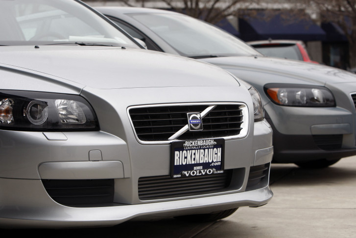 Unsold 2008 C30 Sports Coupes Sit At A Volvo Dealership In Denver On Sunday March 16 Ap Photo David Zalubowski