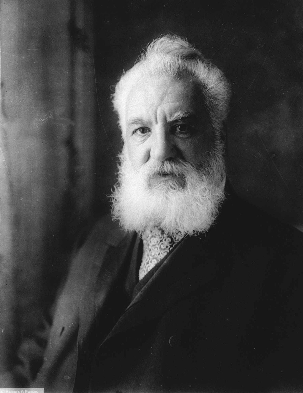 A portrait of Alexander Graham Bell, February 6, 1912. (AP Photo)