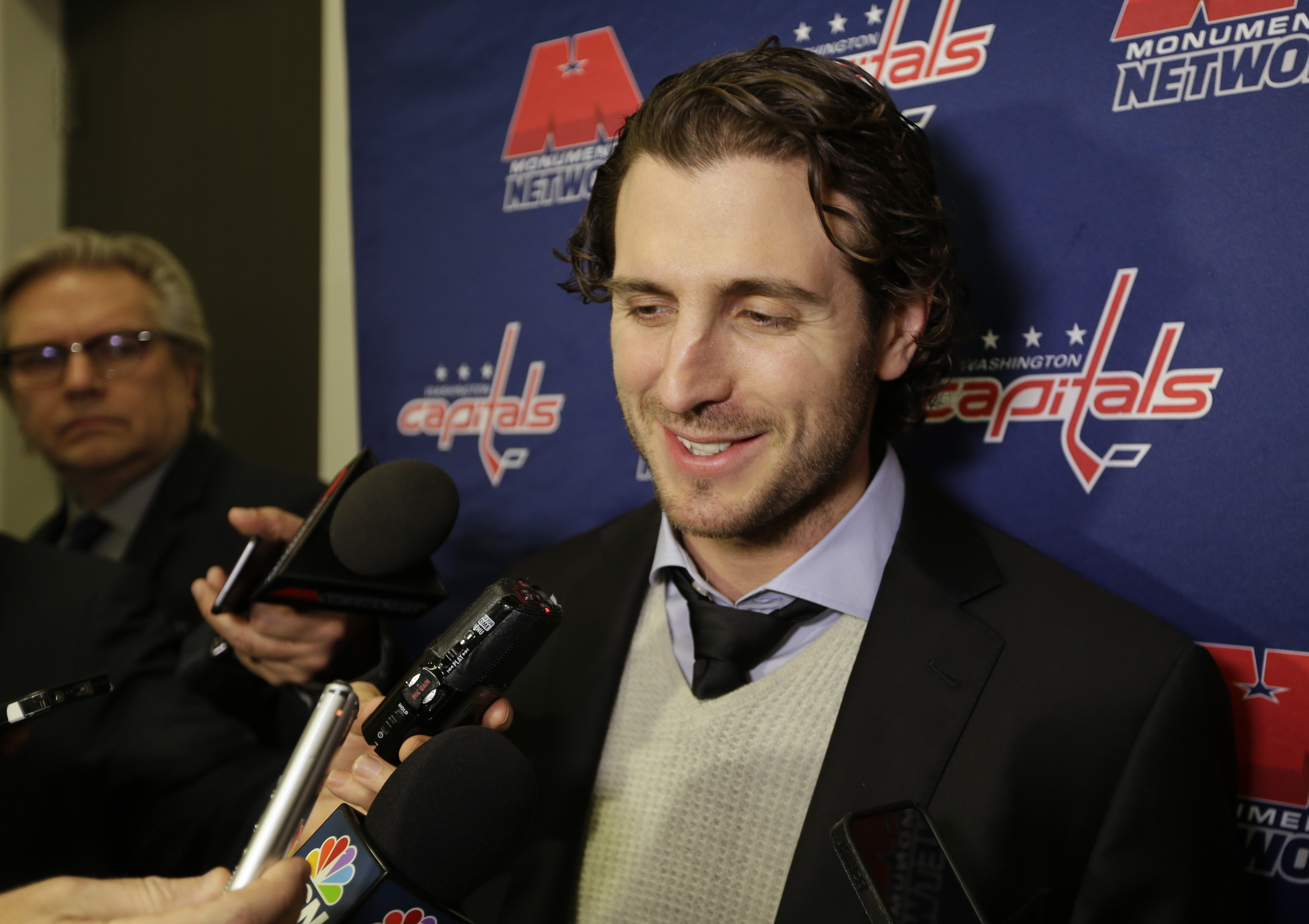 Mike Richards to make Capitals debut on Saturday