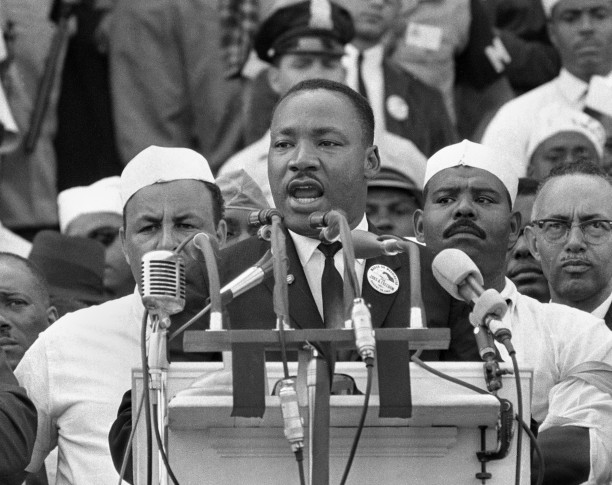 """Martin luther king's """"i have a dream"""" speech - courtesy of the."""