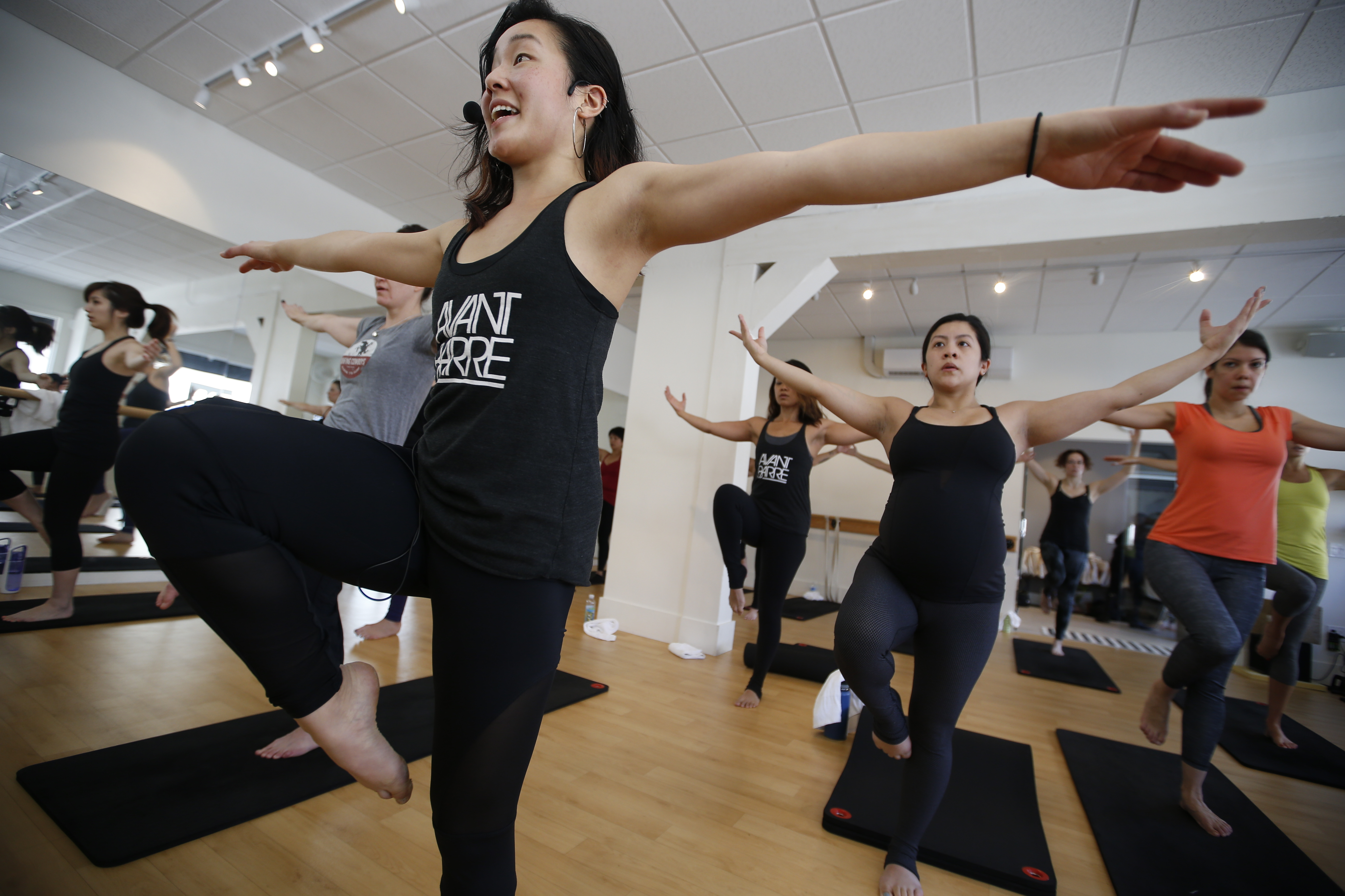 Exercise proves effective when it comes to beating the winter blues