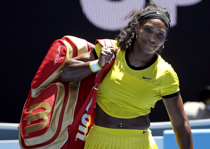Australian Open results and bracket: Serena Williams, Novak Djokovic advance to finals